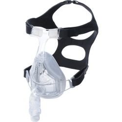 Mascarilla para ventilación no invasiva rostro completo reusable