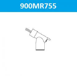 900MR755 Cable calentador inspiratorio para circuitos infantiles (bajos flujos) reusable con línea inspiratoria de de 1.10 MTS.