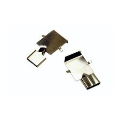 40424A Electrodo de placa para extremidades conexión tipo push-in C/4 piezas