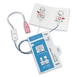 M3870A FR2 AED Electrodos de desfibrilación pediátricos