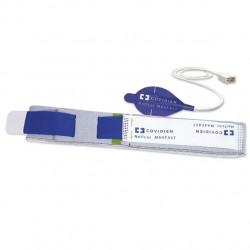 MAXFAST Sensor SPO2 desechable ADH adulto, frente. Caja c/24 piezas