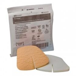 55544AMDX Apósito espuma amd antimicrobiano con polihexametileno de biguanida de 10.2X10.2 CM