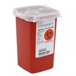 8900 Recolector para desechos punzocortantes, doble ventana 0.94 LT