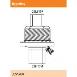 355/5430 Filtro hygroboy filtro humidificador electrostático