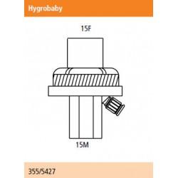 355/5427 Filtro hygrobaby filtro humidificador electrostático