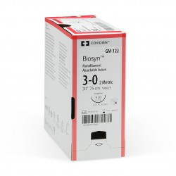 """Biosyn* 5/0 18"""" UNDYED DX-13 Caja con 12 piezas"""