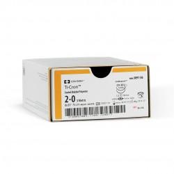 8886294753 Ticron 2-0. 67 CM CS-10 ortopedia 250 recta Caja con 12 piezas