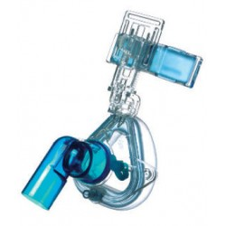 MP01624 Mascarilla para ventilación no invasiva nasal ClassicStar® SE, desechable, no ventilada, M