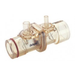 8412034 Sensor de flujo de presión diferencial, PPSU, desinfectable y esterilizable