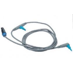8414989 Sensor de temperatura/sensor de flujo p/F&P MR 850, p/ todos los circuitos resp., 1,1 m