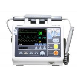Monitor de paciente uMec12, parámetros avanzados (ECG, NIBP, Temp, Resp, SpO2, CO2)