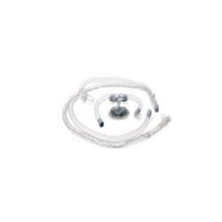Circuito de ventilación ventstar, sin látex, desechable, cable calefactor 1.5M.