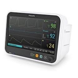 CM 150 Monitor de paciente con CO2 15 PULGADAS