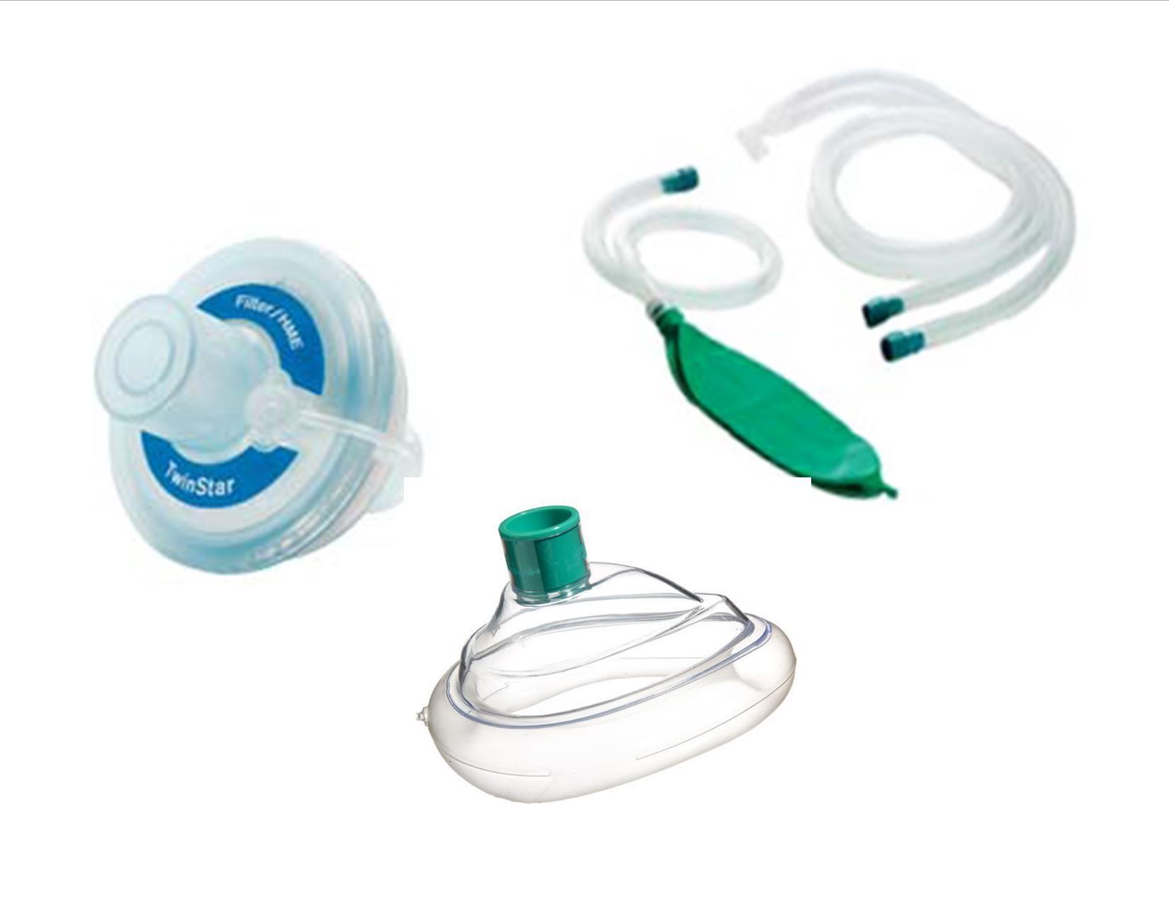 Circuito Bain : Circuito de anestesia ventstar sin latex desechable hospiinnova.com