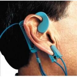 Sensor SPO2 reusable de oído
