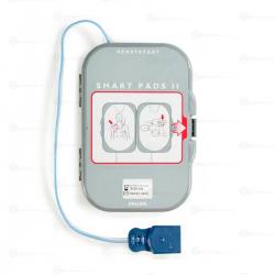 989803139261 Philips FRx SMART Pads II Almohadillas para electrodos de desfibrilación