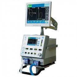 VENTILADOR NEWPORT E360T PEDITATRICO-ADULTO (PACIENTES A PARTIR DE 1.375 KG) SIN COMPRESOR